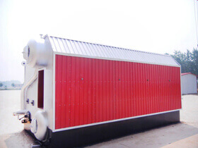SZL Wood Chip Steam Boiler
