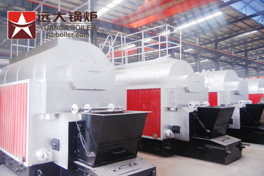Chile hot water Boiler